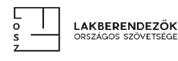 Lakberendezők Országos Szövetsége logo